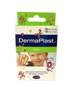 Hartmann Dermaplast flaster za djecu