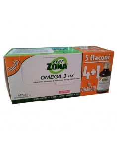 EnerZona Omega 3 RX riblje ulje 5x33ml