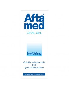 Aftamed Teething Oral Gel