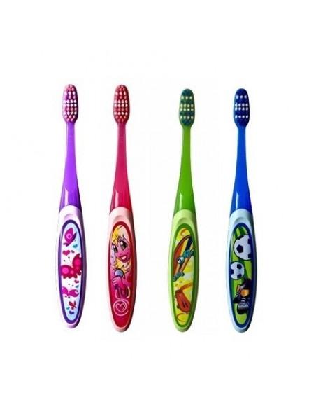 Jordan Step by step četkica za zube za djecu 6-8 godina