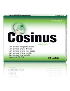 Pharmacy Laboratories Cosinus tablete