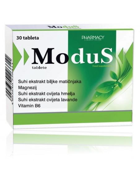 Pharmacy Laboratories Modus tablete