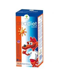 NovaDiet Crecidiet appetit tekući dodatak prehrani