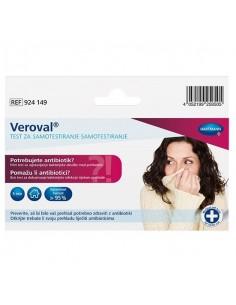Veroval Test Pomažu li antibiotici