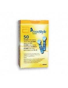 Lancete Abbott Freestyle Lancets