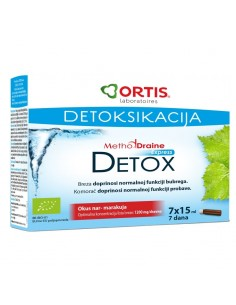 Ortis Methodraine Detox Express 7 days