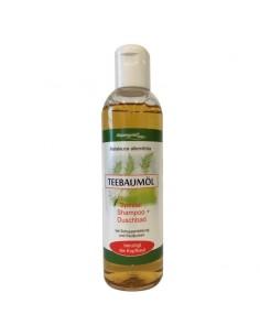 Šampon s uljem čajevca - Salvija