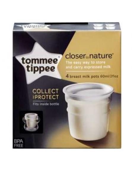 Tommee Tippee CTN Posudice za pohranu majčina mlijeka