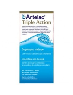 Artelac Triple Action kapi za oči