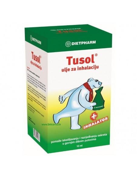 Dietpharm Tusol ulje + inhalator