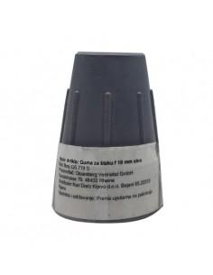 Guma za štaku f 18 mm siva Ossenberg Vertiebd