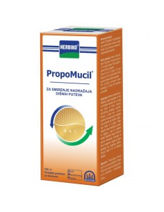 HerbikoPropomucil tekući dodatak prehrani s medom za odrasle