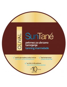 Olival Sun Tane Pekmez za ubrzano tamnjenje SPF10