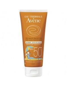 Avene Sun Dječje mlijeko SPF 50+