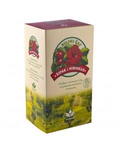 Suban Šipak + hibiskus čaj filter vrećice
