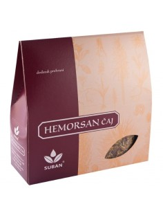 Suban Hemorsan čaj protiv hemoroida