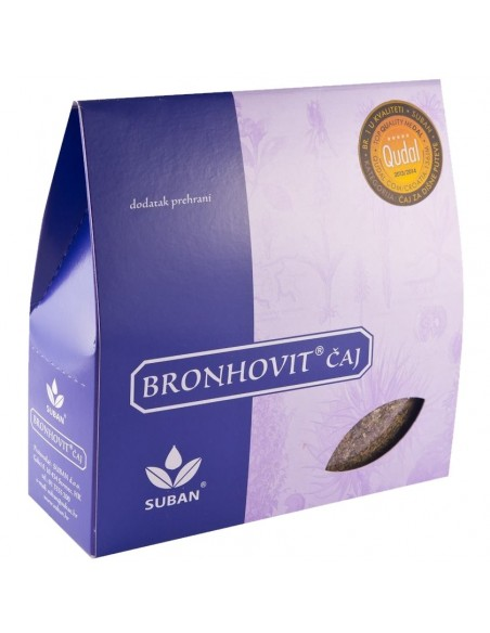 Suban Bronhovit čaj