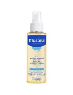 Mustela Ulje za masažu