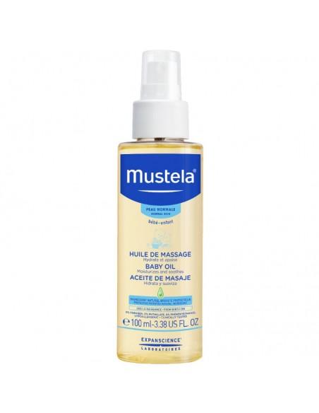 Mustela Ulje za masa
