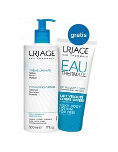 Uriage Creme Lavante pjenušava emulzija za pranje + Mlijeko za tijelo GRATIS