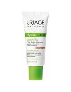 Uriage Hyseac 3-regular emulzija za lice u boji
