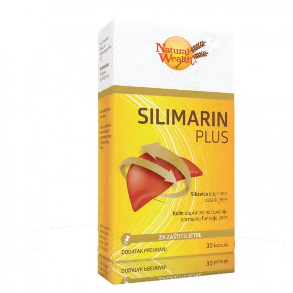 Natural Wealth Silimarin Plus kapsule