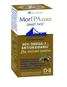 Minami MorEPA Gold kapsule