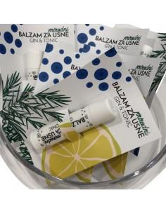Prirodni Balzam za usne gin & tonic by Ljekarna Coner