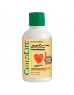 Child Life Tekući kalcijev magnezijev citrat