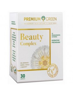 Premium Green Beauty Complex kapsule
