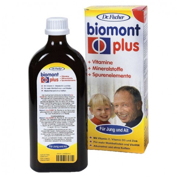 Biomont Plus Elixir