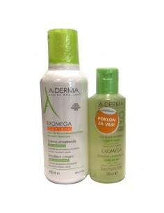 A-derma Exomega Control Krema + Exomega Gel za pranje