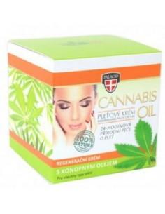Palacio Herbal Therapy Krema za lice od konoplje 12%