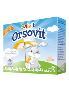 Salvit Orsovit prašak za pripremu oralne rehidracijske otopine