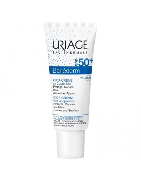 Uriage Bariederm Cica krema SPF50