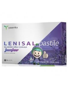 Yasenka Lenisal islandski lišaj i kadulja Junior pastile