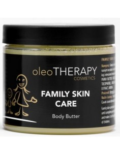OleoTherapy Cosmetics Family Skin Care Butter