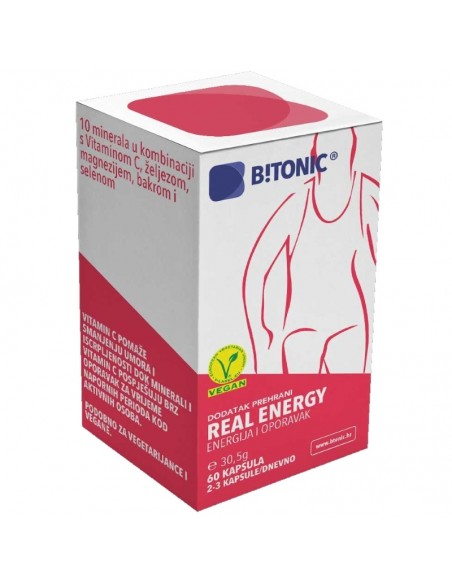 Btonic Real Energy kapsule