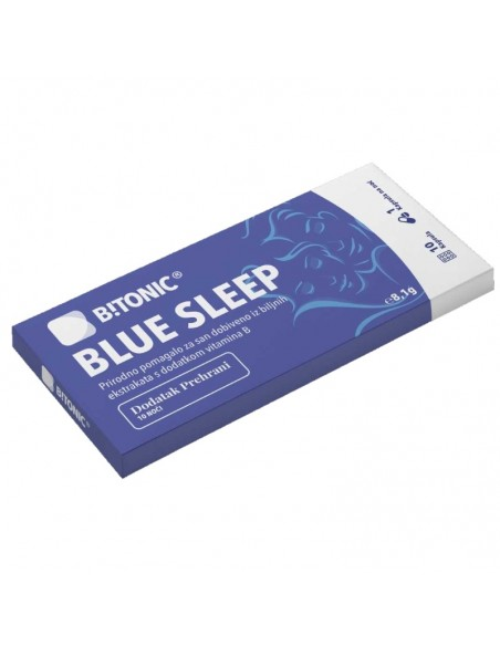 Btonic Blue Sleep kapsule