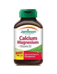 Jamieson Kalcij, Magnezij i vitamin D3 tablete