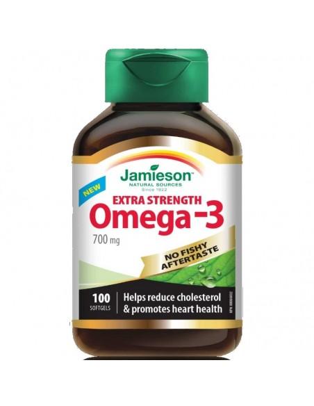 Jamieson Omega 3 Ekstra snaga kapsule