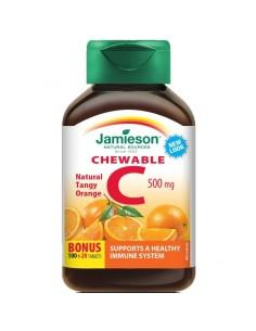 Jamieson Vitamin C 500 mg tablete za žvakanje