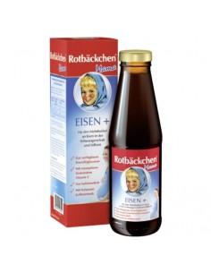 Rotbackchen Mama Eisen+ Tekući dodatak prehrani