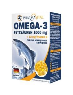PharmaVital Omega 3 1000mg kapsule