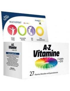 PharmaVital A-Z Vitamine + Lutein + Q10