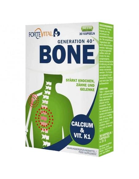 PharmaVital Bone 40+ formula kapsule