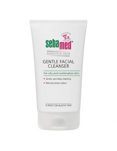 SebaMed Nježni gel za pranje lica za normalnu do suhu kožu