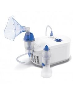 Omron C-102 2 u 1 kompresorski inhalator s nosnim tušem