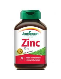 Jamieson Cink 50 mg tablete s produljenim oslobađajnem