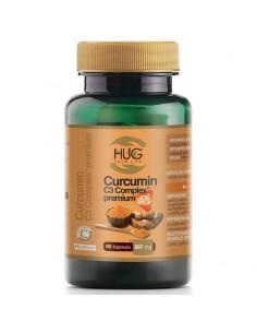 Hug Your Life Curcumin C3 Complex Premium kapsule